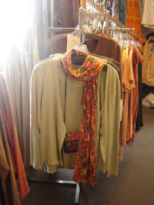 Hemp Clothing Store Amsterdam